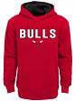 "Chicago Bulls Youth NBA ""Bounce Pass"" Pullover Hooded Sweatshirt"