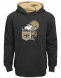 "New Orleans Saints Youth NFL ""Vintage Logo"" Pullover Hooded Sweatshirt"