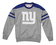 "New York Giants Mitchell & Ness NFL ""Post Season Run"" Men's Crew Sweatshirt"