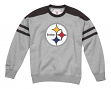 "Pittsburgh Steelers Mitchell & Ness NFL ""Post Season Run"" Men's Crew Sweatshirt"