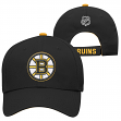 "Boston Bruins Youth NHL ""Icing"" Structured Adjustable Hat"
