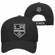 "Los Angeles Kings Youth NHL ""Icing"" Structured Adjustable Hat"