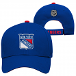"""New York Rangers Youth NHL """"Icing"""" Structured Adjustable Hat"""