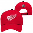 "Detroit Red Wings Youth NHL ""Icing"" Structured Adjustable Hat"