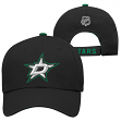 """Dallas Stars Youth NHL """"Icing"""" Structured Adjustable Hat"""