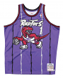 Tracy McGrady Toronto Raptors Mitchell & Ness Authentic 1998 Purple NBA Jersey