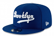 """Brooklyn Dodgers New Era 9FIFTY MLB Cooperstown """"Logo Pack"""" Snapback Hat"""
