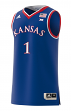 Kansas Jayhawks Adidas NCAA Men's Swingman Basketball Jersey
