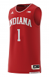 Indiana Hoosiers Adidas NCAA Men's Swingman Basketball Jersey