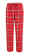 "Arizona Cardinals NFL ""Ultimate Goal"" Men's Flannel Pajama Pants"