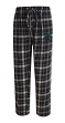 "Carolina Panthers NFL ""Ultimate Goal"" Men's Flannel Pajama Pants"