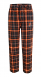 "Cincinnati Bengals NFL ""Ultimate Goal"" Men's Flannel Pajama Pants"