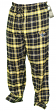 "Jacksonville Jaguars NFL ""Ultimate Goal"" Men's Flannel Pajama Pants"