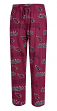 "Arizona Cardinals NFL ""Slide"" Men's Cotton Knit Sleep Pajama Pants"