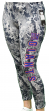"New York Giants Women's NFL ""Vortex"" Leggings Yoga Pants"