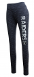 "Oakland Raiders Women's NFL ""Latitude"" Leggings Yoga Pants"