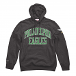 "Philadelphia Eagles Mitchell & Ness NFL ""Playoff Win"" Pullover Hooded Sweatshirt"