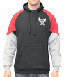 "Chicago Bulls Mitchell & Ness NBA ""Trading Block"" Pullover Hooded Sweatshirt"