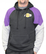 Los Angeles Lakers Mitchell & Ness NBA Trading Block Pullover Hooded Sweatshirt