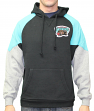 Vancouver Grizzlies Mitchell & Ness NBA Trading Block Pullover Hooded Sweatshirt