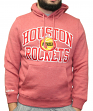 "Houston Rockets Mitchell & Ness NBA ""Playoff Win"" Pullover Hooded Sweatshirt"