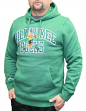"Milwaukee Bucks Mitchell & Ness NBA ""Playoff Win"" Pullover Hooded Sweatshirt"