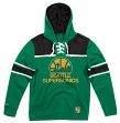 "Seattle Supersonics Mitchell & Ness NBA ""Skate Lace"" Pullover Hooded Sweatshirt"