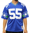 Brian Bosworth Seattle Seahawks Mitchell & Ness 1987 Throwback Premier Jersey