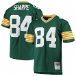 Sterling Sharpe Green Bay Packers Mitchell & Ness Throwback Premier Green Jersey