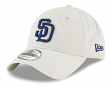 San Diego Padres New Era MLB 9Twenty Core Classic Stone Adjustable Hat