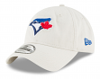 Toronto Blue Jays New Era MLB 9Twenty Core Classic Stone Adjustable Hat