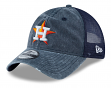 "Houston Astros New Era MLB 9Twenty ""Tonal Washed 2"" Adjustable Meshback Hat"