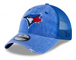 "Toronto Blue Jays New Era MLB 9Twenty ""Tonal Washed 2"" Adjustable Meshback Hat"