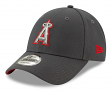 """Los Angeles Angels New Era 9Forty MLB """"The League Graphite"""" Adjustable Hat"""