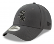"Chicago White Sox New Era 9Forty MLB ""The League Graphite"" Adjustable Hat"