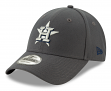 "Houston Astros New Era 9Forty MLB ""The League Graphite"" Adjustable Hat"