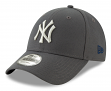 "New York Yankees New Era 9Forty MLB ""The League Graphite"" Adjustable Hat"