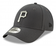 "Pittsburgh Pirates New Era 9Forty MLB ""The League Graphite"" Adjustable Hat"