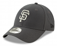"""San Francisco Giants New Era 9Forty MLB """"The League Graphite"""" Adjustable Hat"""