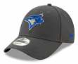 "Toronto Blue Jays New Era 9Forty MLB ""The League Graphite"" Adjustable Hat"