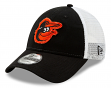 "Baltimore Orioles New Era 9Forty MLB ""Team Truckered"" Adjustable Meshback Hat"