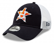 "Houston Astros New Era 9Forty MLB ""Team Truckered"" Adjustable Meshback Hat"