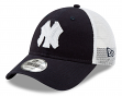 "New York Yankees New Era 9Forty MLB ""Team Truckered"" Adjustable Meshback Hat"