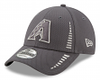 "Arizona Diamondbacks New Era 9Forty MLB ""Speed DE"" Performance Adjustable Hat"
