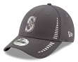 "Seattle Mariners New Era 9Forty MLB ""Speed DE"" Performance Adjustable Hat"