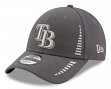 """Tampa Bay Rays New Era 9Forty MLB """"Speed DE"""" Performance Adjustable Hat"""