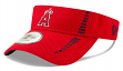 "Los Angeles Angels New Era MLB ""Speed DE"" Performance Adjustable Visor"