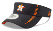 "Houston Astros New Era MLB ""Speed DE"" Performance Adjustable Visor"