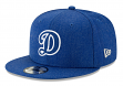 "Los Angeles Dodgers New Era 9FIFTY MLB ""Heather Hype"" Snapback Hat"