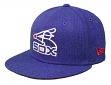 "Chicago White Sox New Era 9FIFTY MLB ""Cooperstown Heather Hype"" Snapback Hat"